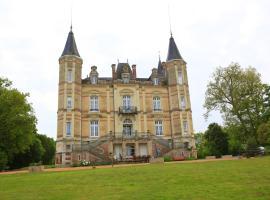 Chateau De La Moriniere, Beaupréau