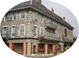 Hotel George, Montmélian (рядом с городом Chignin)