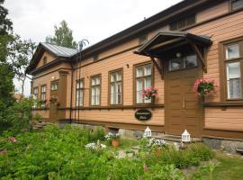 Huoneistohotelli Marja, Миккели (рядом с городом Otava)
