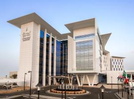 Cristal Amaken Hotel Riyadh