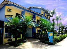 27 Praia Hotel - Frente Mar, Bertioga