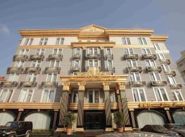 La Garfield Hotel, Şanghay (Zhangjiang yakınında)