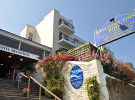 The Hannafore Point Hotel, Уэст-Лу