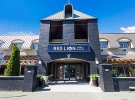 Red Lion Inn & Suites Abbotsford