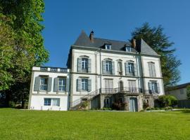 Chambres d'Hôtes Aire Berria, Irissarry (рядом с городом Hélette)