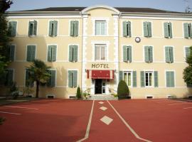 Hotel The Originals Pau Villa Montpensier (ex Inter-Hotel)