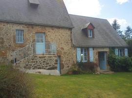 La Jeusserie, Châtillon-sur-Colmont (Near Mayenne)