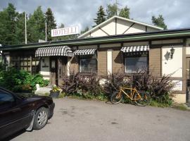 Hotel Lamminpää, Тампере (рядом с городом Нокиа)