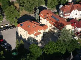 Villa Tilia, Polanica-Zdrój