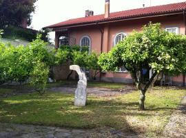 Villa Iolanda, Olgiata