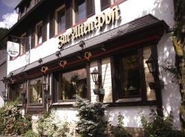 Hotel Garni & Apartments Zur Alten Post