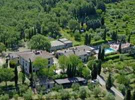 Relais Santa Cristina, Radda in Chianti