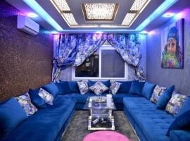 Hébergements de luxe a Harhoura , Rabat