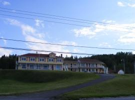 Hotel Motel Bon Accueil, Rivière-la-Madeleine