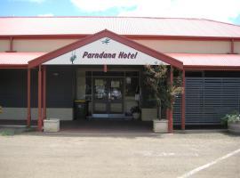 Parndana Hotel Cabins, Parndana