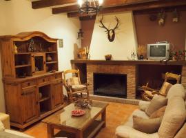 Vivienda Turística Rural Casa Camilo, Segura de la Sierra