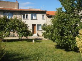 Petite Maison de Village, Corneilla-de-Conflent (рядом с городом Fuilla)