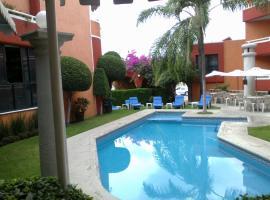 Hotel del Real del Sol, Cuernavaca