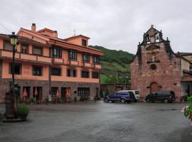 Hotel Restaurante Casa Pipo, Тунья (рядом с городом Тинео)