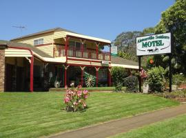Alstonville Settlers Motel, Alstonville (Woodburn yakınında)