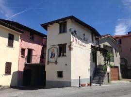 La Madonnina, Millesimo (Tetti yakınında)