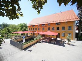 Hotel Kunstmühle, Mindelheim (Near Erkheim)