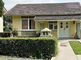 Villa Hillside - Ciater Highland Resort