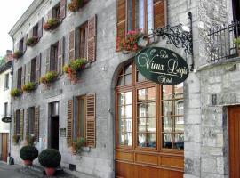 Hotel Le Vieux Logis Belgique, Rochefort