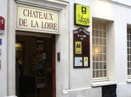Logis Hôtel Des Châteaux De La Loire