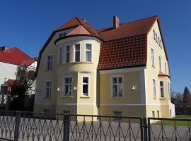 Ferienappartements Rindfleisch, Stralsund (Knieper Vorstadt yakınında)