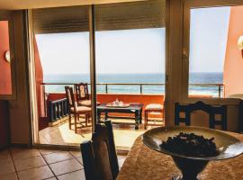 Maison magha entier vue sur mer