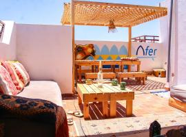 Afer Surf Hostel
