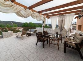 Luxus maisonette with garden and loft,Thessaloniki