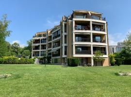 Central Garden Apartment