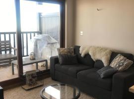 Valle Nevado, apartamento nuevo