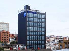Hotel Tryp Bogotá Usaquen, Bogotá (La Bella Suiza yakınında)