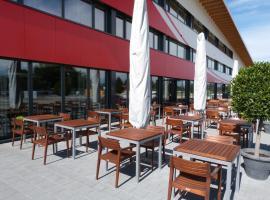 Hotel Tissot Velodrome, Grenchen (Lengnau yakınında)