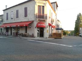 Les Voyageurs, Канкон (рядом с городом Moulinet)
