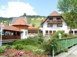 Ludinmühle, Freiamt (Hinterhöfe yakınında)