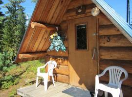Blue River Cabins & Campgrounds, Blue River (Thunder River yakınında)
