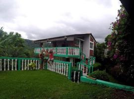 Charming and Affordable Casita in Atami, El Salvador