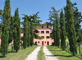 Il Moro Country House, Sant'Orfeto (Solfagnano Parlesca yakınında)