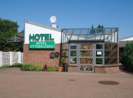 Hotel Ottersleben, Magdeburg (Beyendorf yakınında)