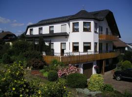 Ferienwohnung Knauf, Sankt Goar (Werlau yakınında)