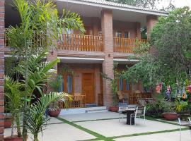 Bagan Land Motel