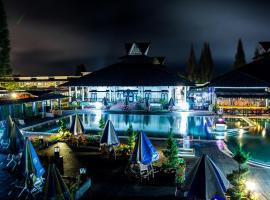Hotel Sibayak Internasional, Берастаги