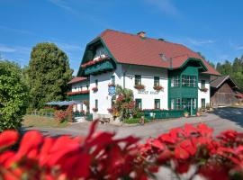 Biogasthaus Wanker, Techelsberg am Worthersee