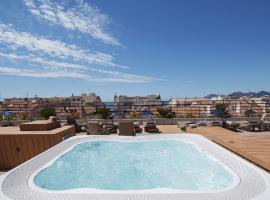 Best Western Plus Le Patio des Artistes Wellness Jacuzzi