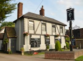 The King William IV, Great Chishall