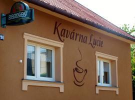 Kavárna Lucie s ubytováním, Horní Těrlicko (Dolní Těrlicko yakınında)